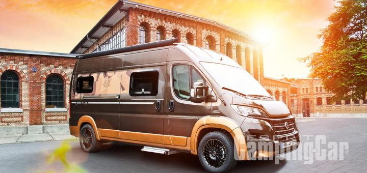 Van amenage camping car occasion