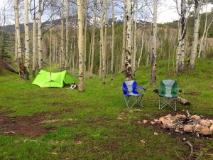 Camping crested butte co