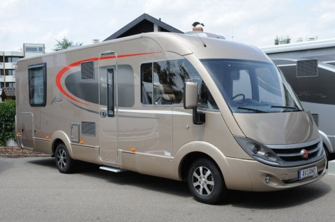 Camping car burstner aviano i 727 occasion