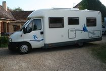 Camping car occasion dordogne particulier