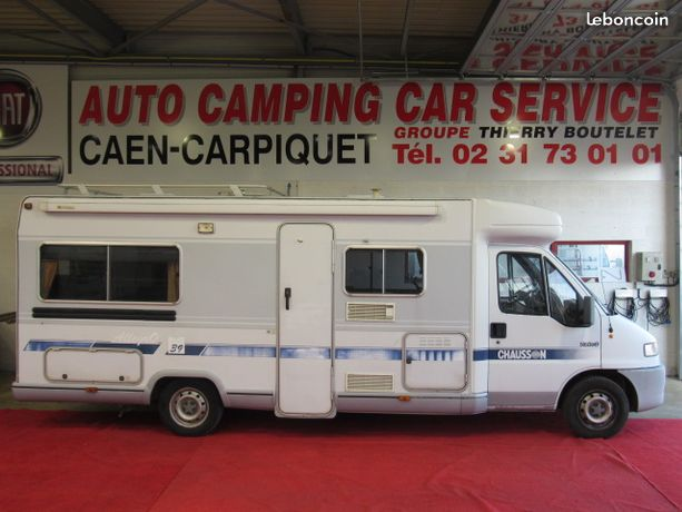 Le bon coin camping car occasion region haute normandie