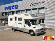 Camping car occasion cote d'or