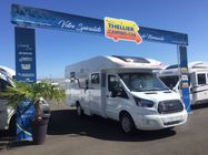 Camping car occasion thellier