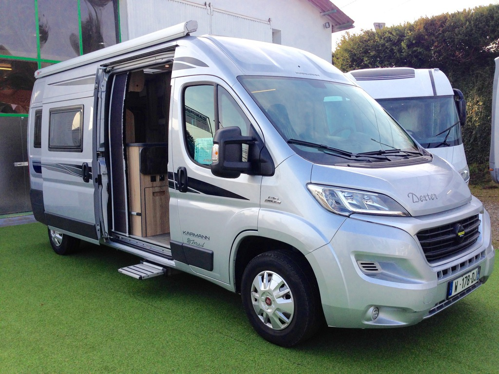 Occasion camping car