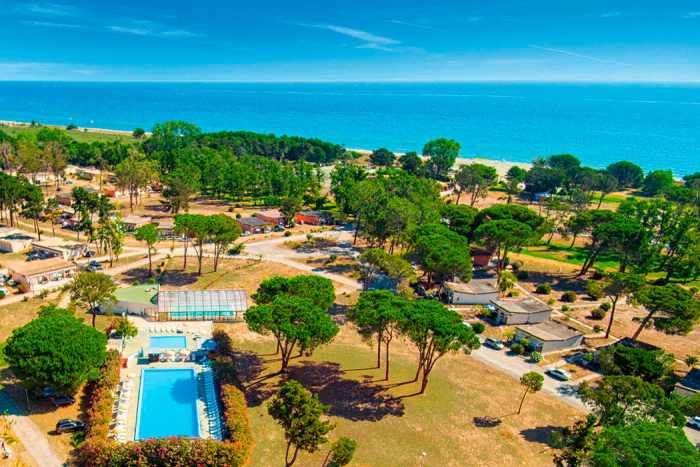 Camping corse famille camping mar estang