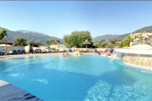 Camping corse interieure