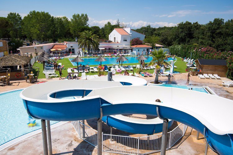 Vacance camping languedoc roussillon