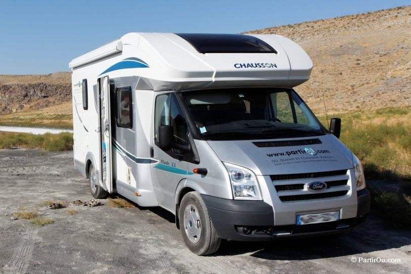 Camping car pour handicape occasion