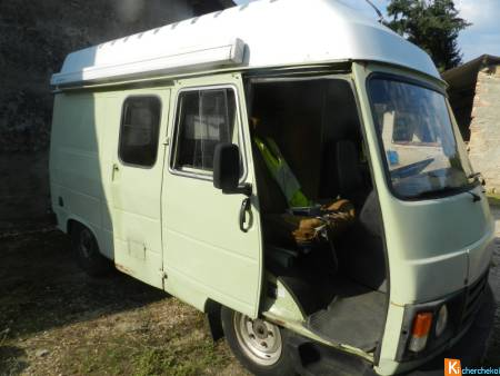 Camping car occasion vente
