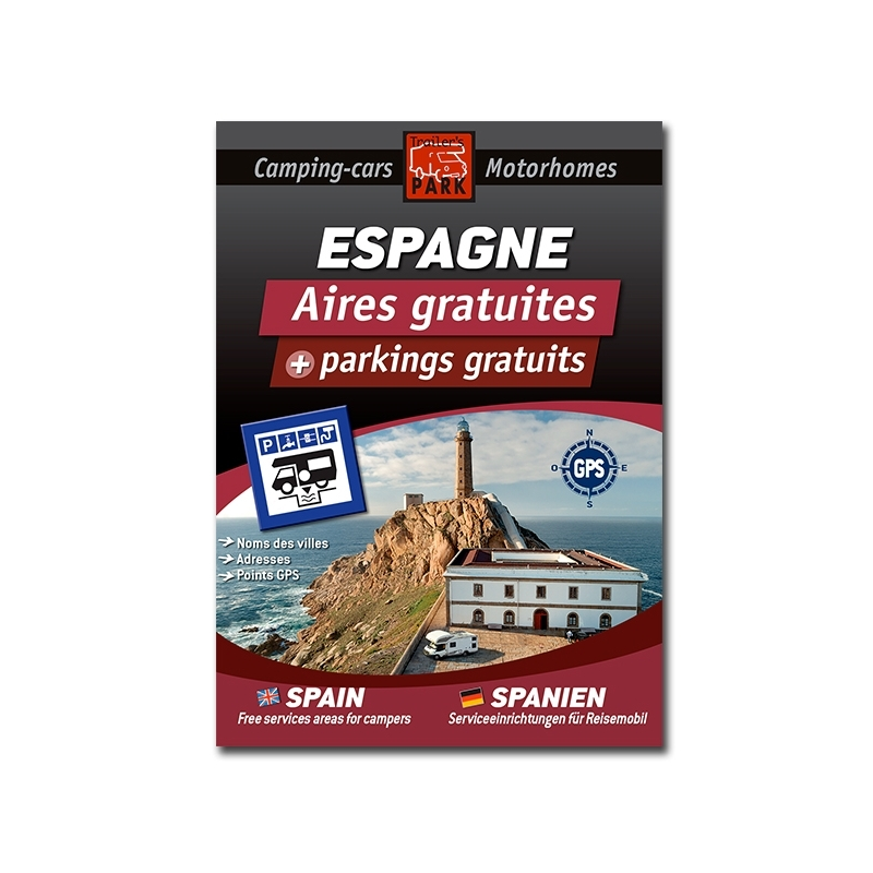 Aire camping car espagne