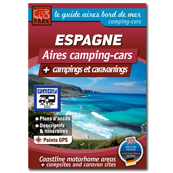 Camping espagne guide