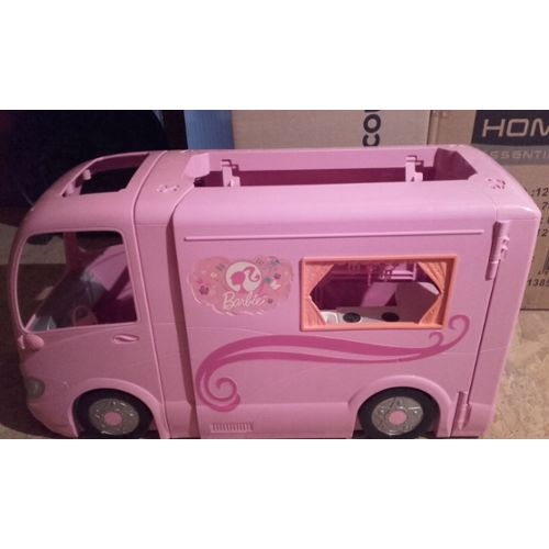 Camping car barbie le bon coin