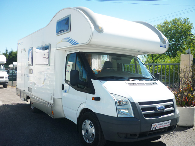 Camping car occasion ford camping car occasion masters
