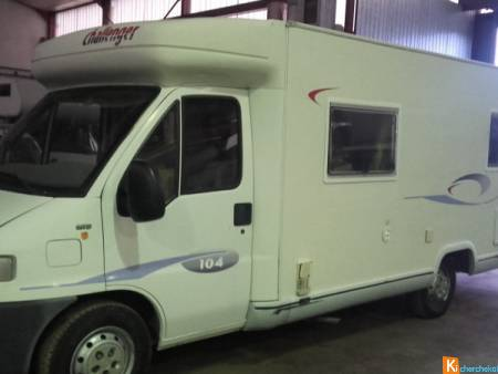 Camping car occasion moselle