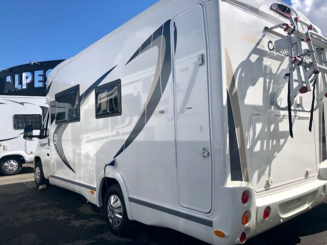 Camping car chausson 620 occasion