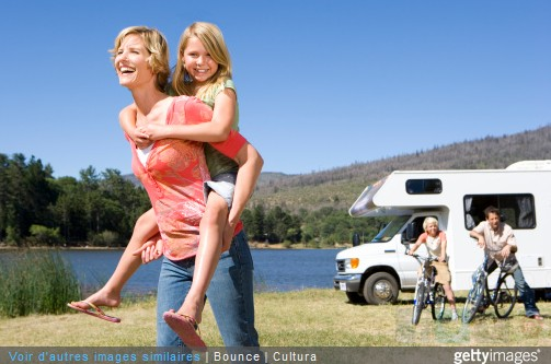 Vacances camping car famille vacance camping sud ouest