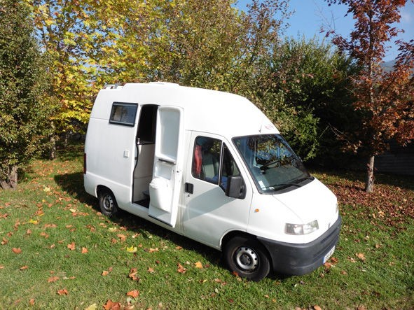 Petit camping car 2 personnes occasion