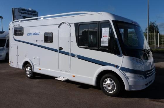 Camping car occasion neuf