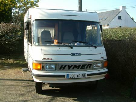 Achat camping car occasion finistere