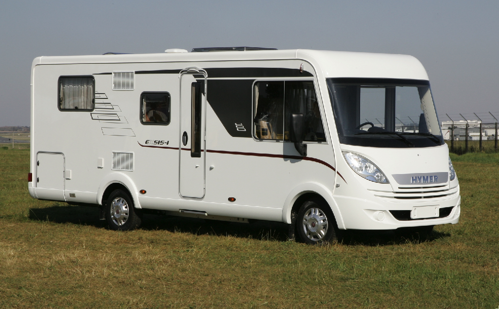 Occasion camping car hymer integral