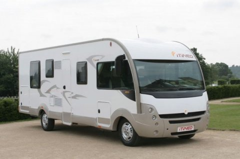 Camping car occasion itineo camping car occasion montauban