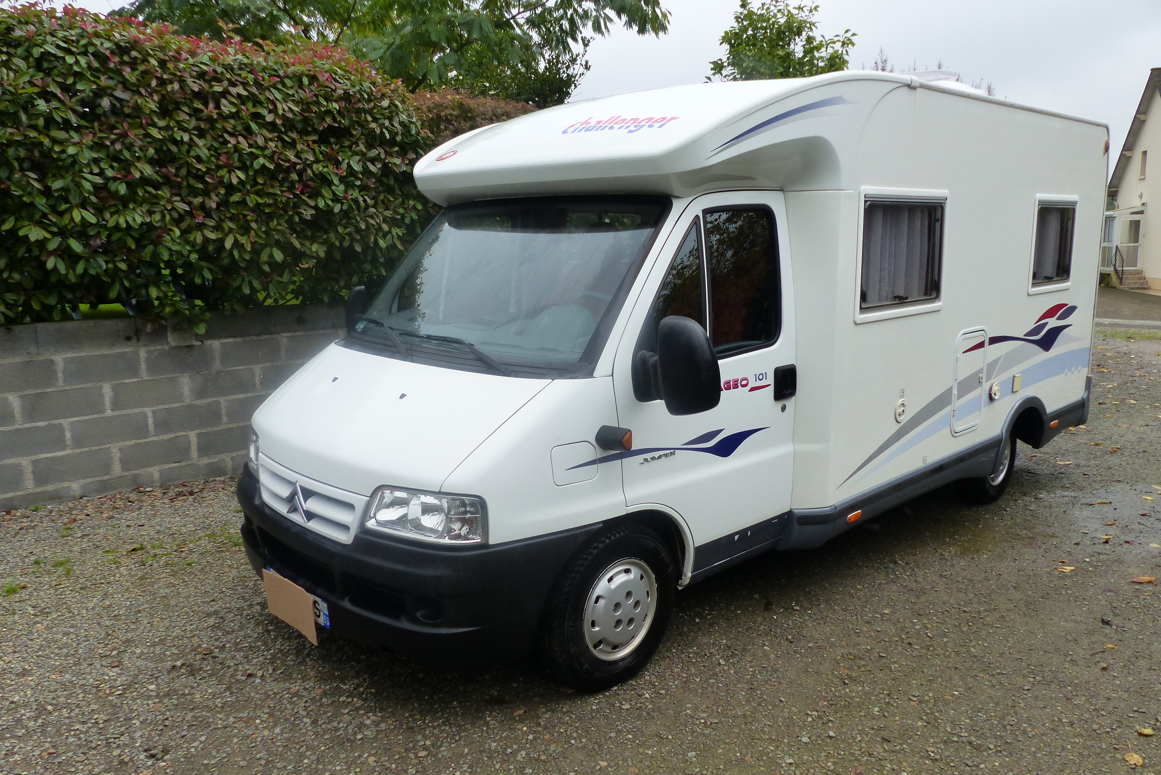 Camping car occasion allemagne particulier