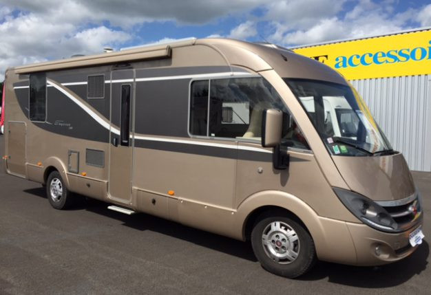 Occasion camping car intégral