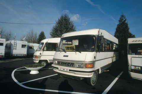 Camping car occasion 40000 euros