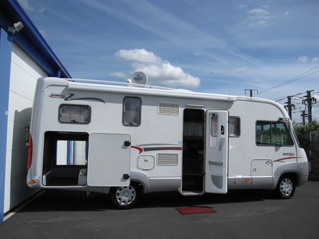 Site annonces camping car occasion