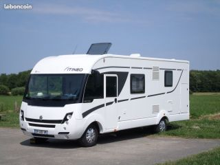 Camping car 7 places carte grise occasion