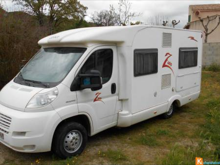 Camping car occasion dans le gard