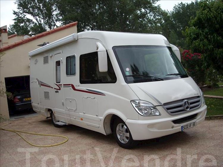 Camping car le voyageur occasion