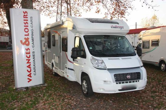 Camping car occasion sud france