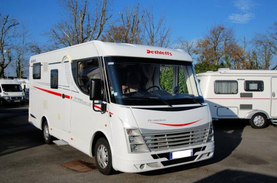 Camping car occasion 6 metres