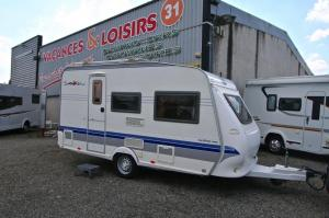Camping car hobby 700 occasion