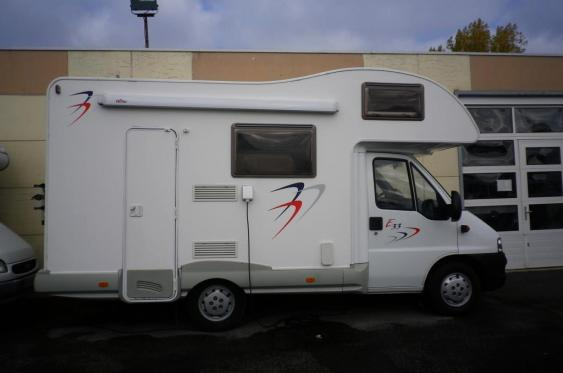 Camping car d occasion a vendre