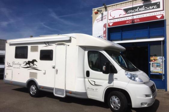 Camping car occasion mc louis yearling