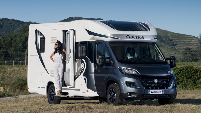 Chausson camping car 2018