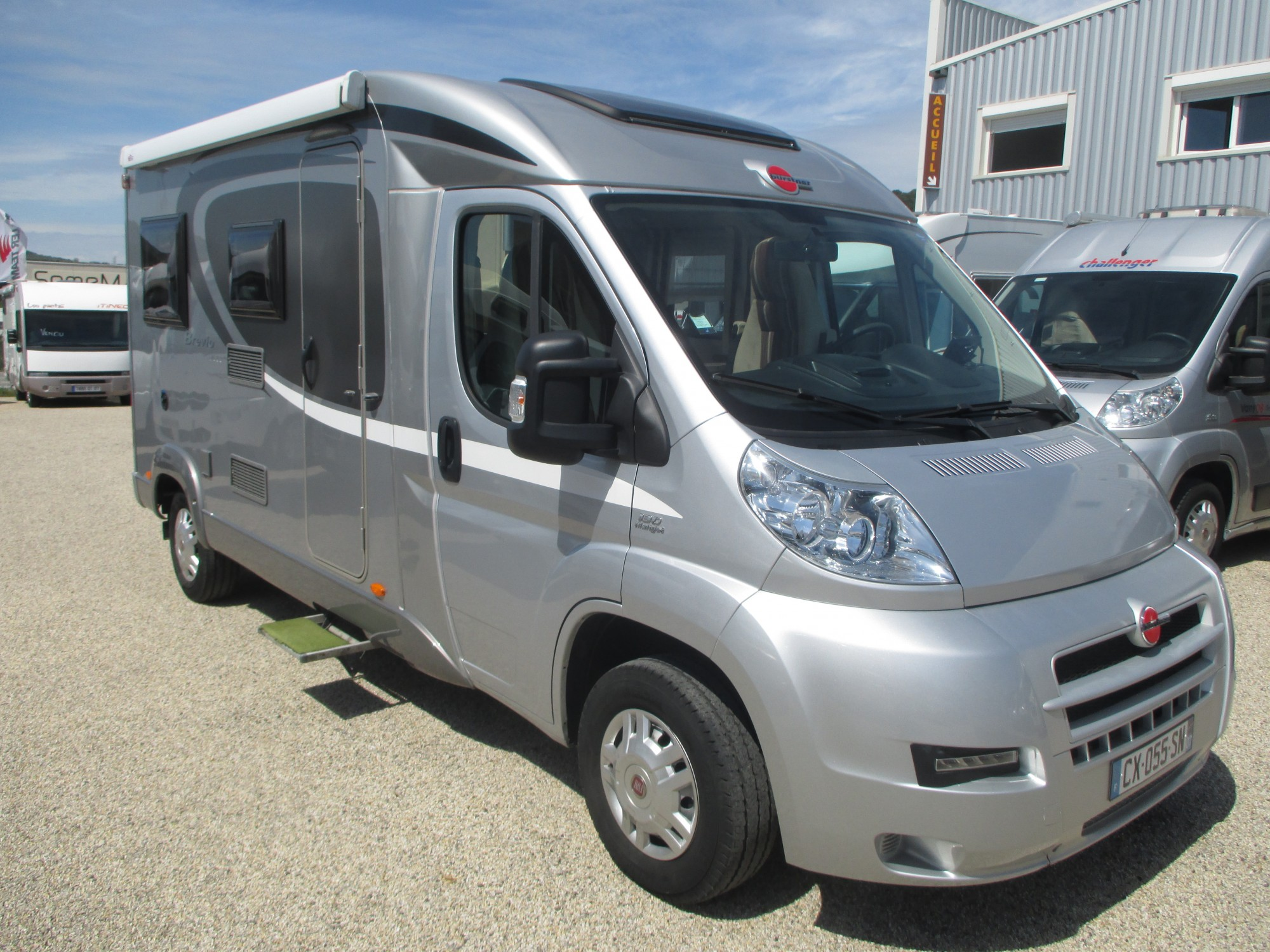 Le bon coin camping car profile occasion
