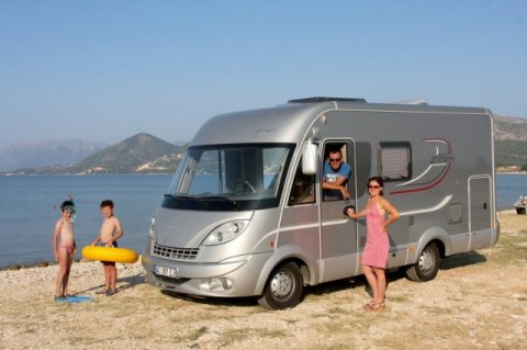 Camping car occasion lits superposés