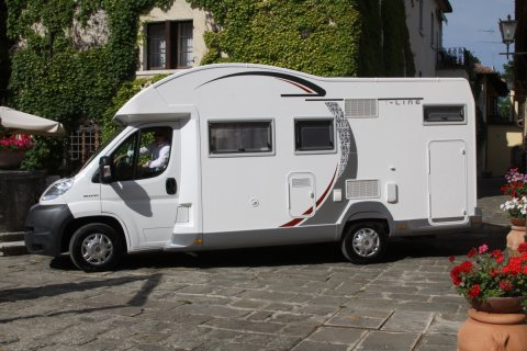Camping car lits superposés occasion