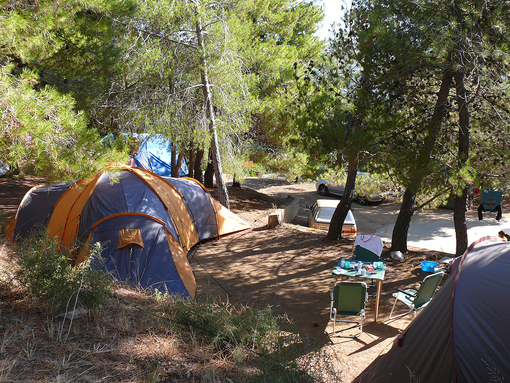 Camping corse emplacement tente camping corse propriano