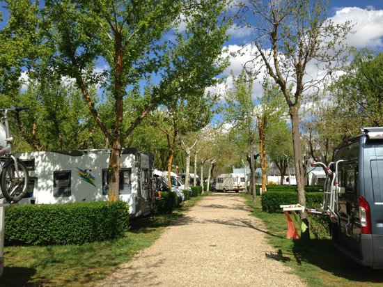 Camping don quijote espagne camping espagne avril