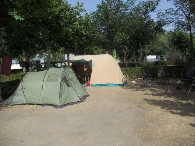 Camping don quijote espagne