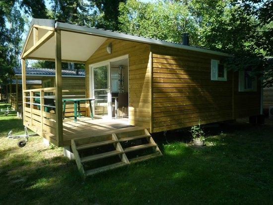 Camping mobilhome climatise