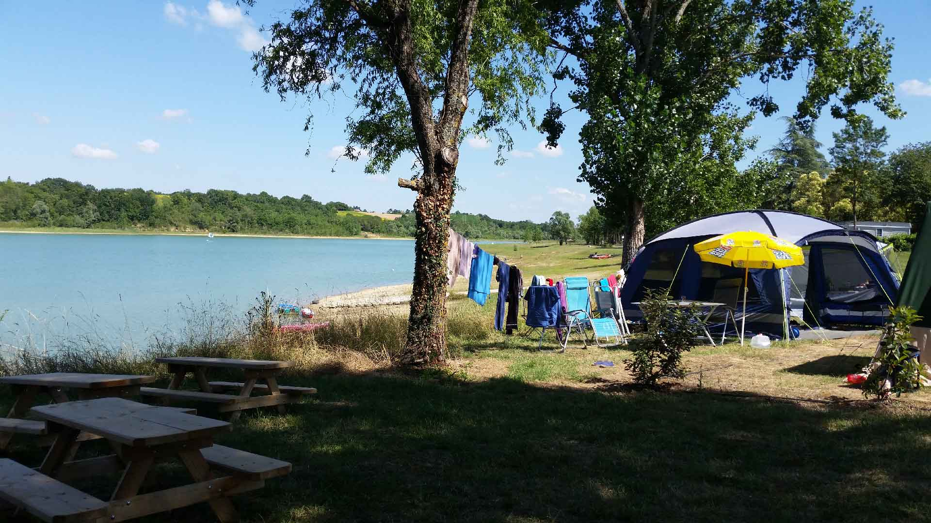 Camping sud ouest