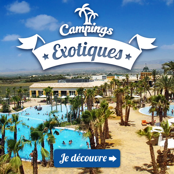 Vacance espagne camping pas cher