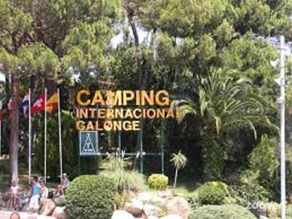 Camping international espagne