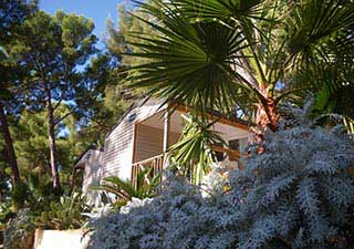 Camping mobilhome cassis