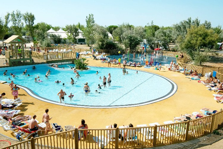 Camping narbonne plage